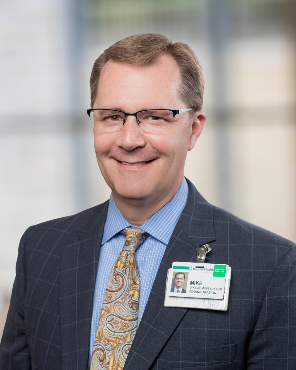 Baptist Health Names New Administrator for North Little ...